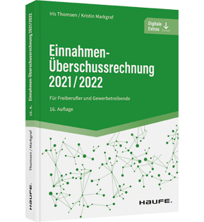 Crashkurs Einnahme-Überschussrechnung - inkl. Arbeitshilfen online