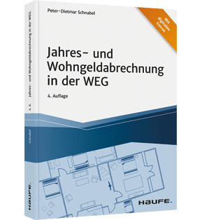 Jahres- und Wohngeldabrechnung in der WEG