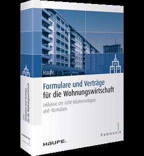 Formulare und Verträge für die Wohnungswirtschaft
