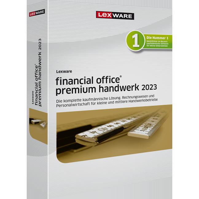 lexware financial office premium handwerk 2019 dvd 1. Black Bedroom Furniture Sets. Home Design Ideas