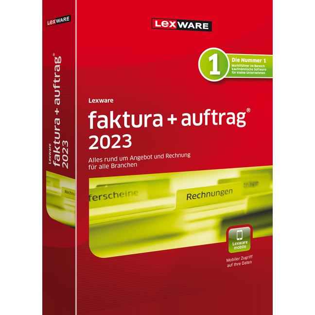 Rechnungsprogramm Einfach Sicher Lexware Fakturaauftrag