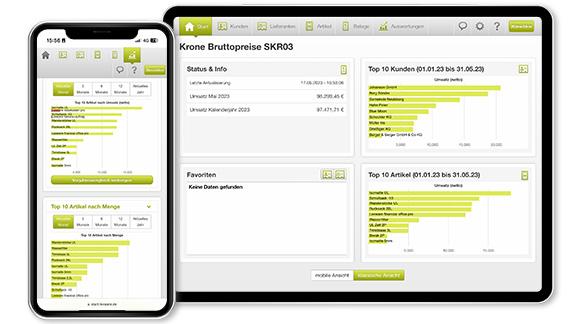 Online Faktura Software – auch von unterwegs jederzeit verfügbar