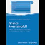 Finance-Prozessmodell