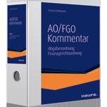 Kommentar zur AO und FGO -  steuerliches Verfahrensrecht