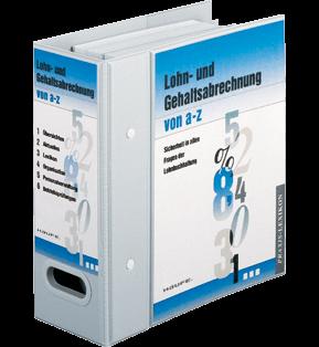 Praxislexikon Lohn- und Gehaltsabrechnung von a-z