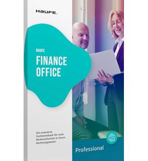 Haufe Finance Office Professional - Die meistgenutzte Fachdatenbank für Ihr Finanz- und Rechnungswesen