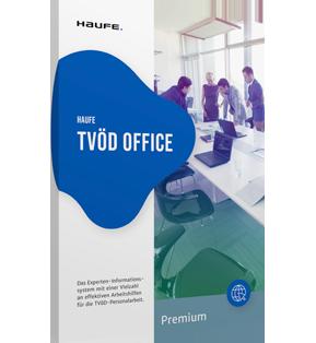 Haufe TVöD Office Premium für die Verwaltung
