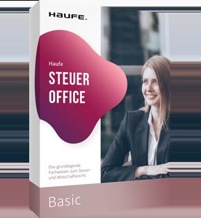Haufe Steuer Office - Seit 1996 die bewährte Standard-Datenbank