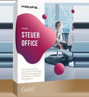 Haufe Steuer Office Gold - Die Steuerrechtsdatenbank für den Steuerberater