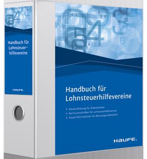 Haufe Handbuch für Lohnsteuerhilfevereine