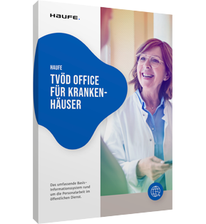 Haufe TVöD Office für Krankenhäuser