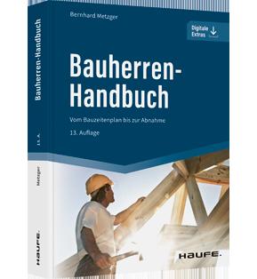 Bauherren-Handbuch - inkl. Arbeitshilfen online