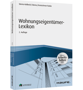 Wohnungseigentümer-Lexikon - inkl. Arbeitshilfen online