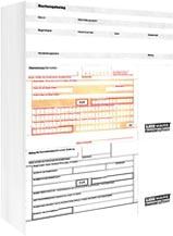 SEPA-berweisungen DIN A4 Einzelblatt, 100 Stck/Paket bei Lexware Online Shop