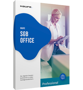 Haufe SGB Office Professional