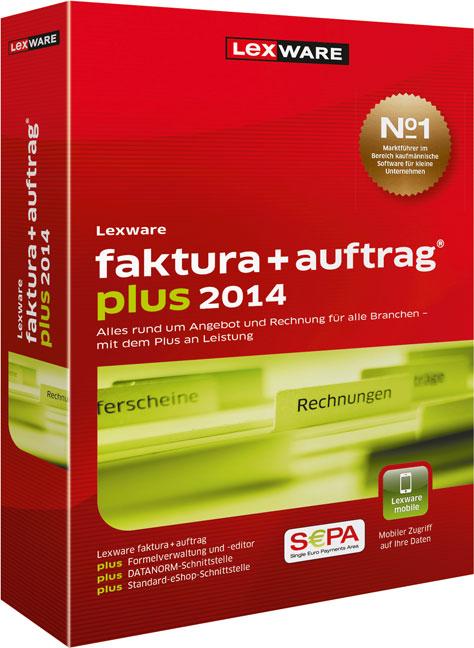 Lexware Faktura & Auftrag plus
