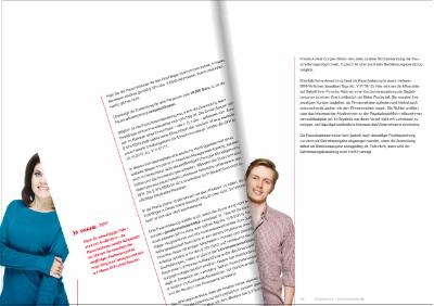 Screen vom Inhalt Ebook Gesetzesänderungen 2015